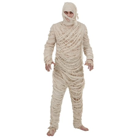 Men's Mummy Costume - Homemade Mummy Costume Ideas