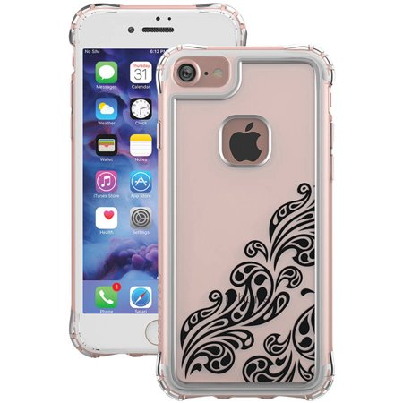 Ballistic JE1738-B45N Apple iPhone 7 Jewel Essence Case, Whispers Black