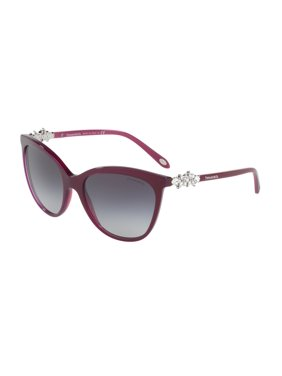e1e17793cc60 Product Image Tiffany 0TF4131BF Full Rim Butterfly Womens Sunglasses - Size  56 (Grey Gradient)