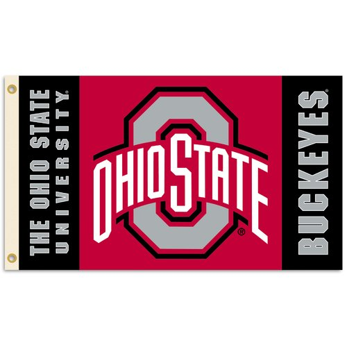 Team Pro-Mark NCAA 2-Sided Polyester 3 x 5 ft. Flag