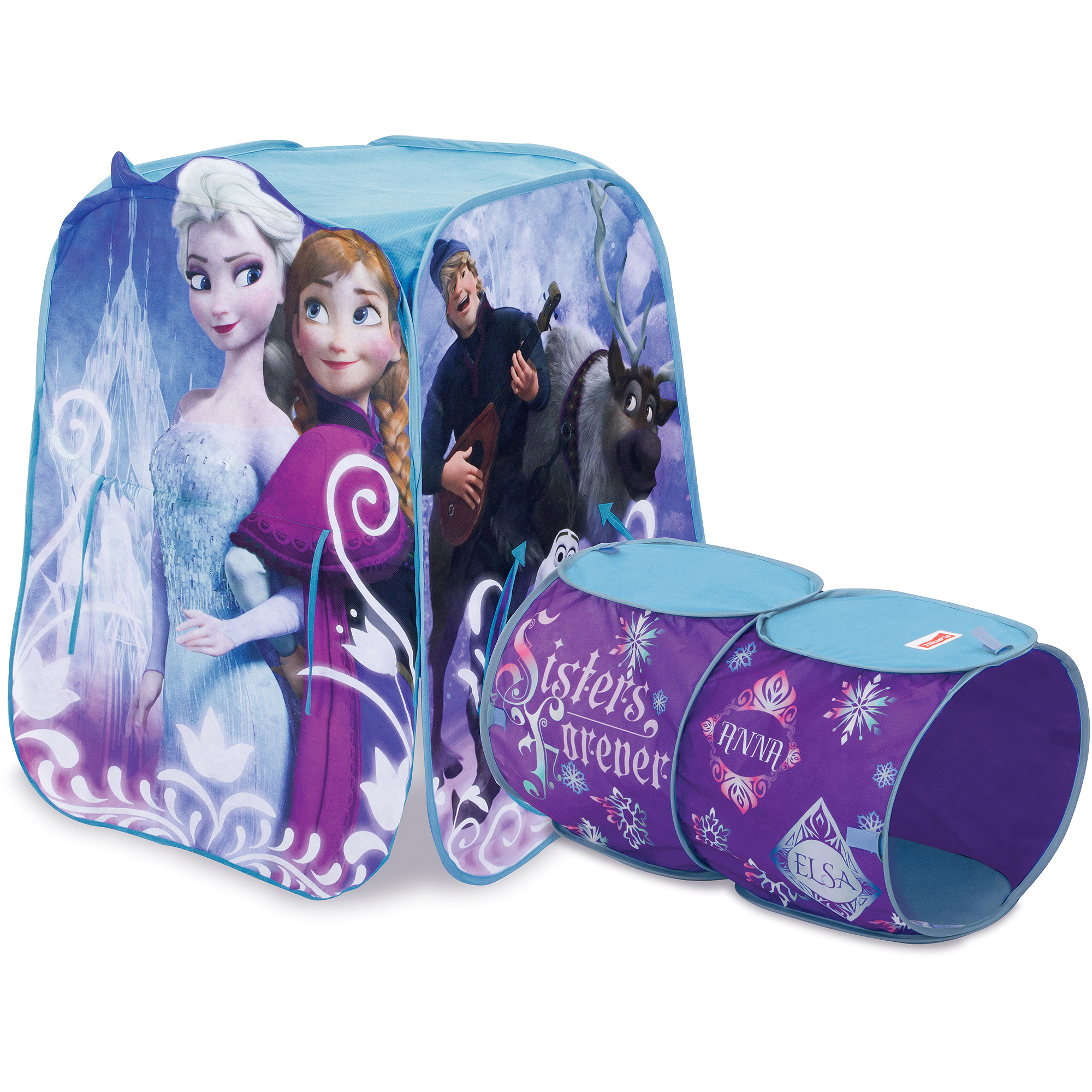 sc 1 st  Walmart & Disney Frozen Discovery Hut Play Tent - Walmart.com