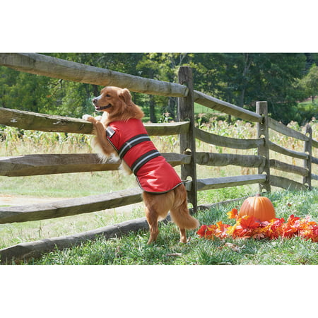 Dog Blanket Coat-Red Extra Small - image 1 de 1