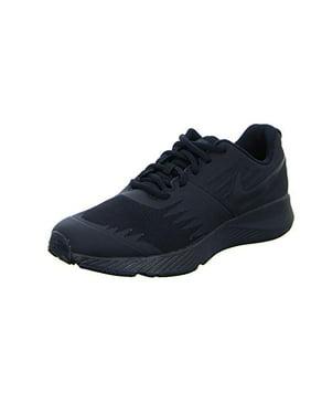 8b21dcb4ee4 Product Image Nike 907254-005  Big Kids Star Runner (GS) Black Black  Sneakers