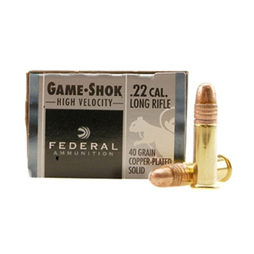 15394 Federal Cartridge 22 Long Rifle