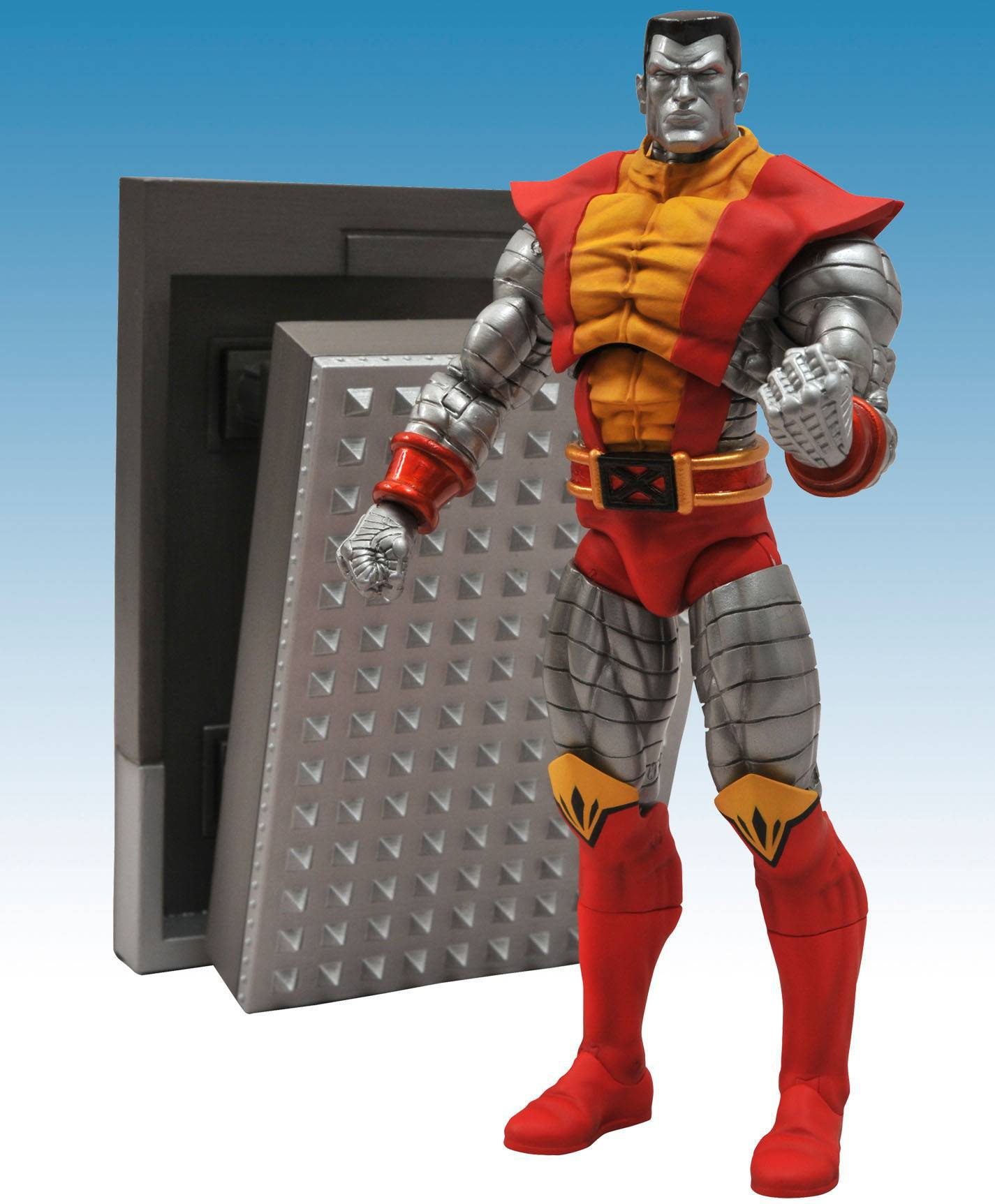 Marvel Select Colossus Action Figure by Diamond Select Toys and Collectibles, LLC