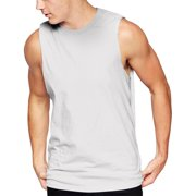 Ma Croix Men's Sleeveless Tee Shirts Muscle Gym Tank Top