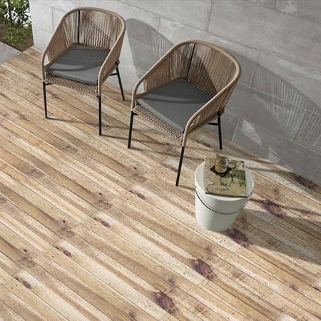 Tile Decals (20x50cm Adhesive Tile Art Floor Wall Decal Sticker DIY Kitchen Bathroom Decor )