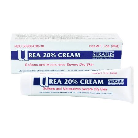 UREA CREAM 20% 3 OZ (Udder Cream 20 Urea)