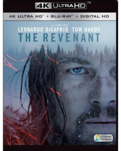 The Revenant (4K Ultra HD + Blu-ray + Digital HD)