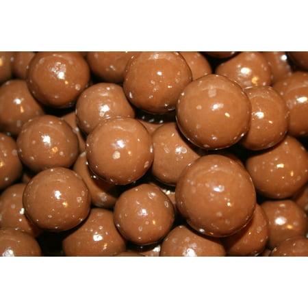 - BAYSIDE CANDY CHOCOLATE MALT BALLS WITH SUGAR FREE COATING, 1LB