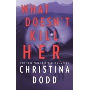 Cape Charade, 2: What Doesn't Kill Her (Paperback)