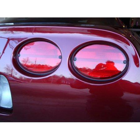 C5 C6 Corvette 1997-2013 Tail Light Seals