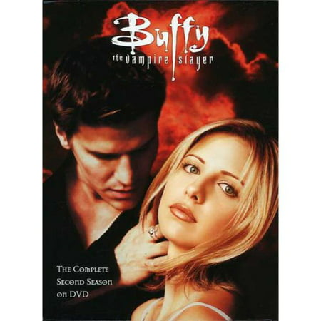 Buffy the Vampire Slayer - The Complete Second Season (Buffy The Vampire Halloween Episodes)