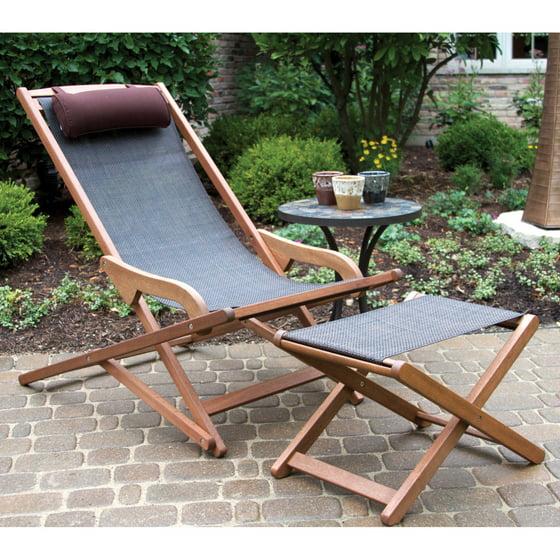 Miraculous Vineyard Sling Outdoor Ottoman Cjindustries Chair Design For Home Cjindustriesco