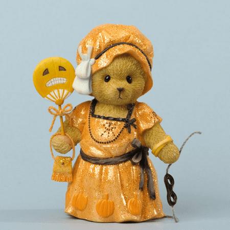 xCherished Teddies Halloween  Fanny  Looking Frightfully Fabulous](Have A Fabulous Halloween)