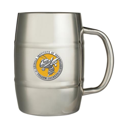 Georgia Tech Keg Mug