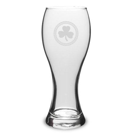 Shamrock Celtic Logo 23 oz Giant Beer Pilsner