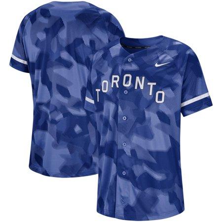 e846c678d297 Toronto Blue Jays Nike Camo Jersey - Royal - Walmart.com