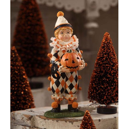 Bethany Lowe Halloween  Harlequin Child TD 6029