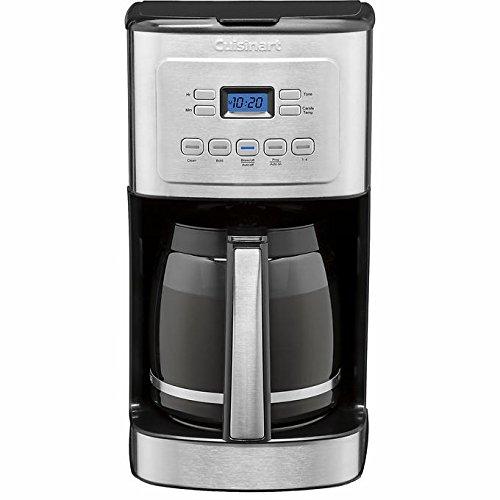 Cuisinart Coffee Maker bonus pack: Cuisinart Elite 14-Cup Programmable Coffeemaker + Prestee 50 coffee