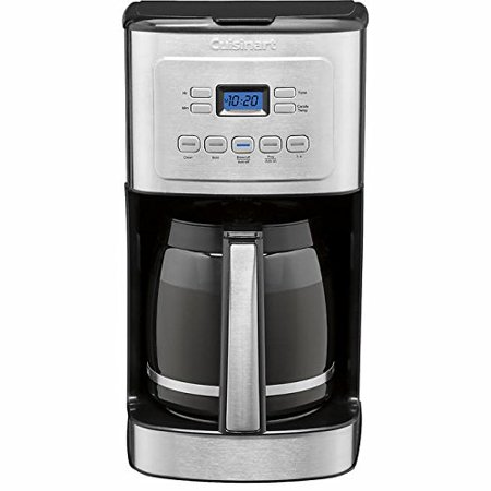 Old Cuisinart Coffee Maker : Cuisinart Coffee Maker bonus pack: Cuisinart Elite 14-Cup Programmable Coffeemaker + Prestee 50 ...