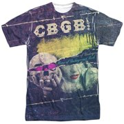 Cbgb - Torn - Short Sleeve Shirt - XX-Large