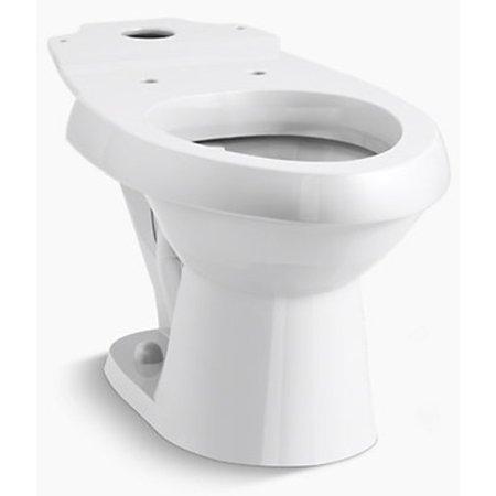 Pleasing Sterling 402026 Rockton Elongated Toilet Bowl Only Creativecarmelina Interior Chair Design Creativecarmelinacom