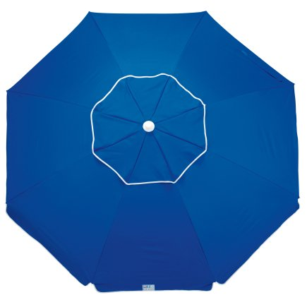 abd4c65cf743 Ub76-2646 Rio Brands 6.5Ft Deluxe Beach Umbrella W/Tilt - Walmart.com