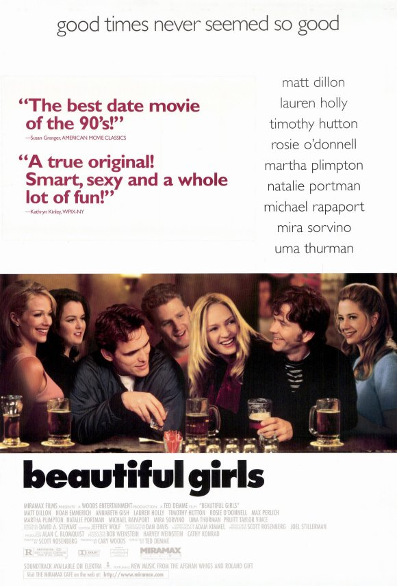 Beautiful Girls (1996) 11x17 Movie Poster by Pop Culture Graphics