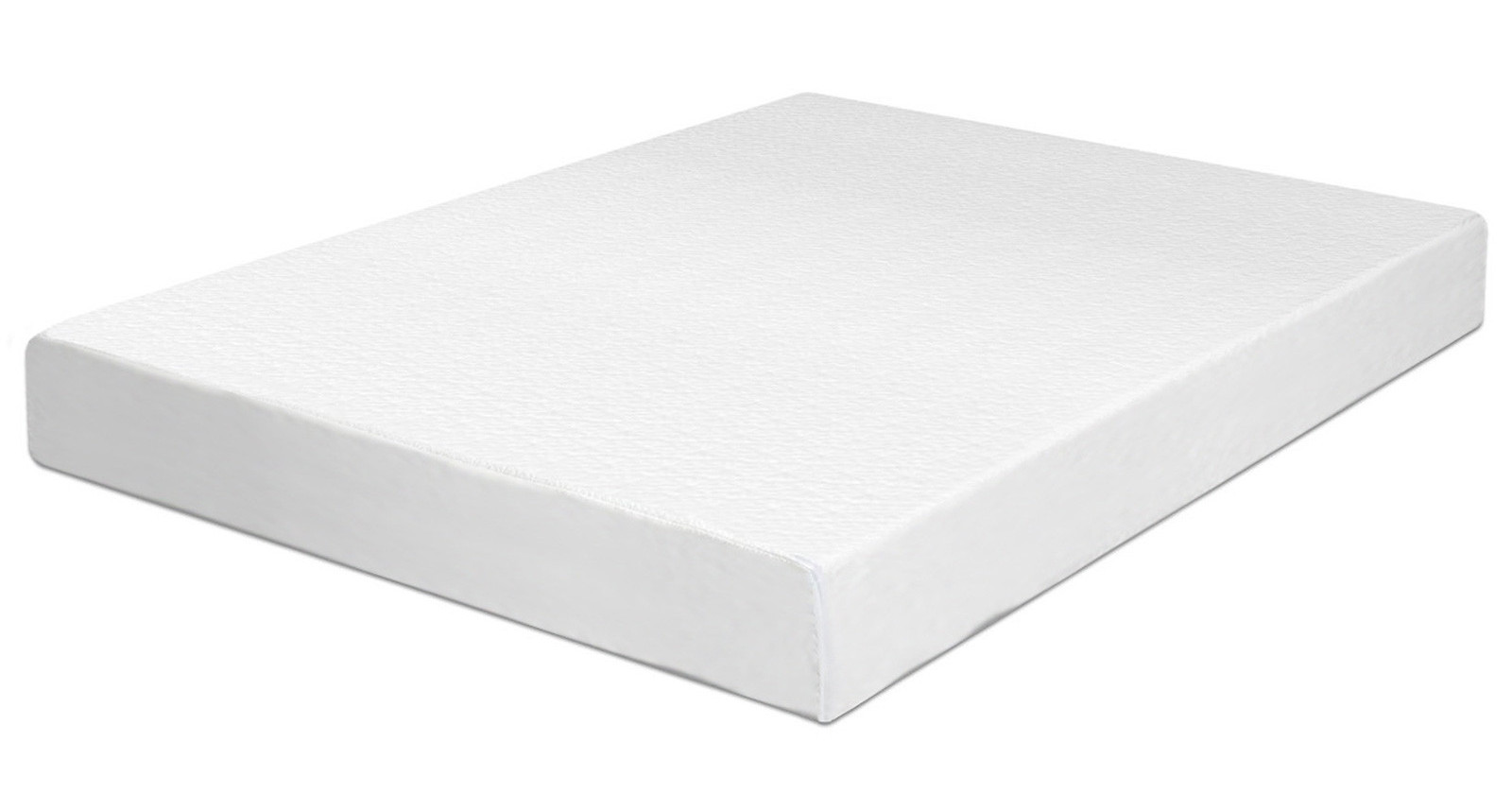 "High Density 6"" inch High Quality Memory Foam Queen Size Mattress by"