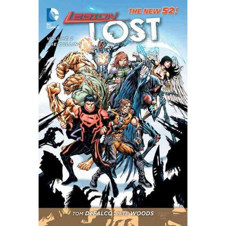 Legion Lost 2: The Culling by