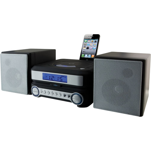 GPX Home Music System for iPhone iPod Walmart