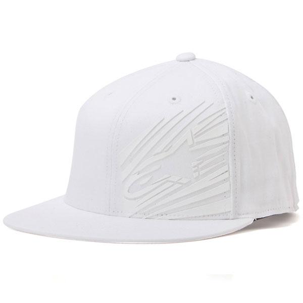 Alpinestars Neal 210 Flat Brim Hat White