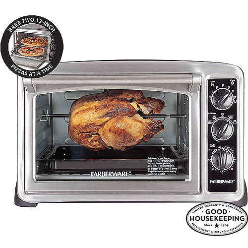 FARBERWARE Convection CounterTop Oven, Stainless Steel