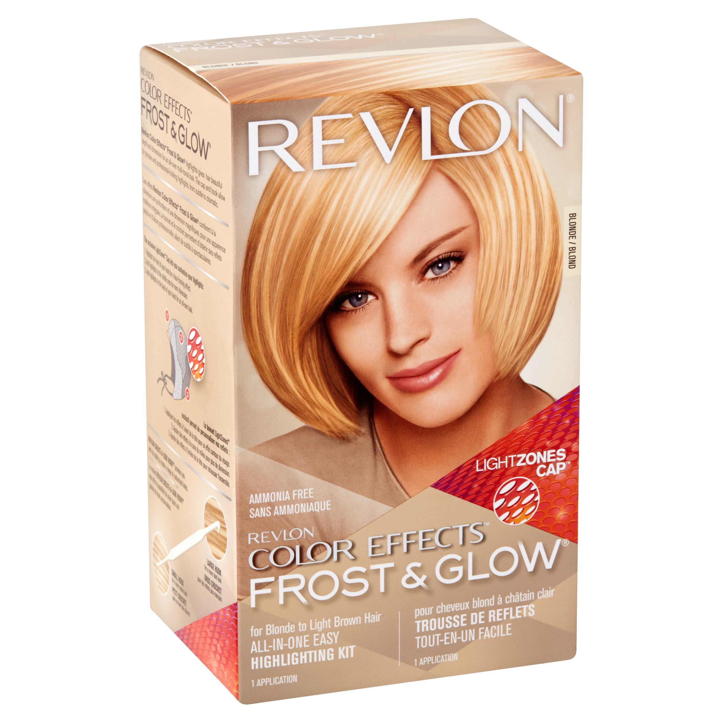 Revlon color effects frost glow hair highlighting kit blonde revlon color effects frost glow hair highlighting kit blonde walmart pmusecretfo Choice Image