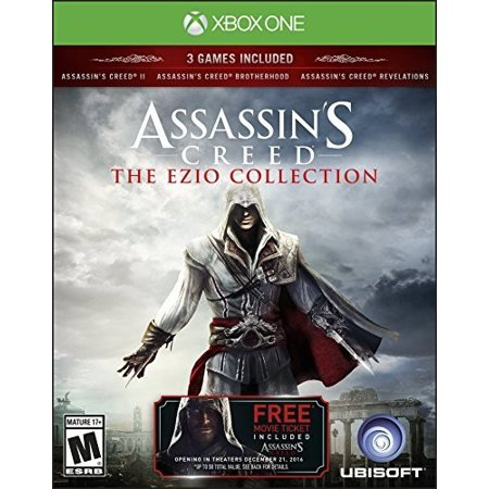 Assassins Creed  The Ezio Collection  Ubisoft  Xbox One  887256022297