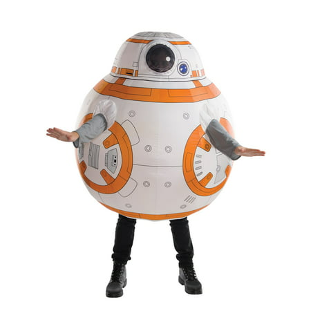 Sci Fi Costume (Star Wars Adult BB-8 Inflatable)