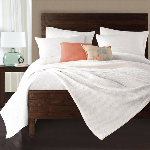 LaMont Home Delaney Matelasse Coverlet