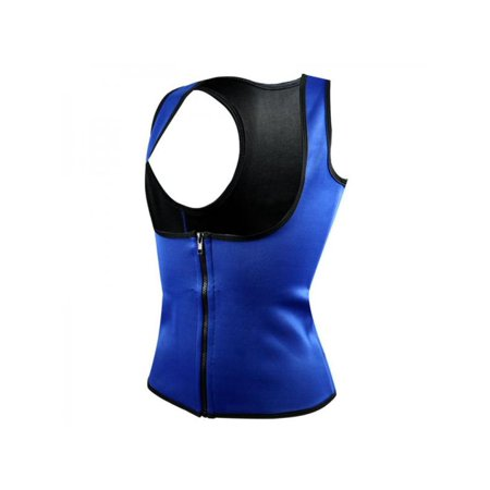 Body Shaping Girdle - Topumt Women Lady Zipper Corset Body Shape Vest Belly Abdomen Slimming Vest Fitness Running Shapewear