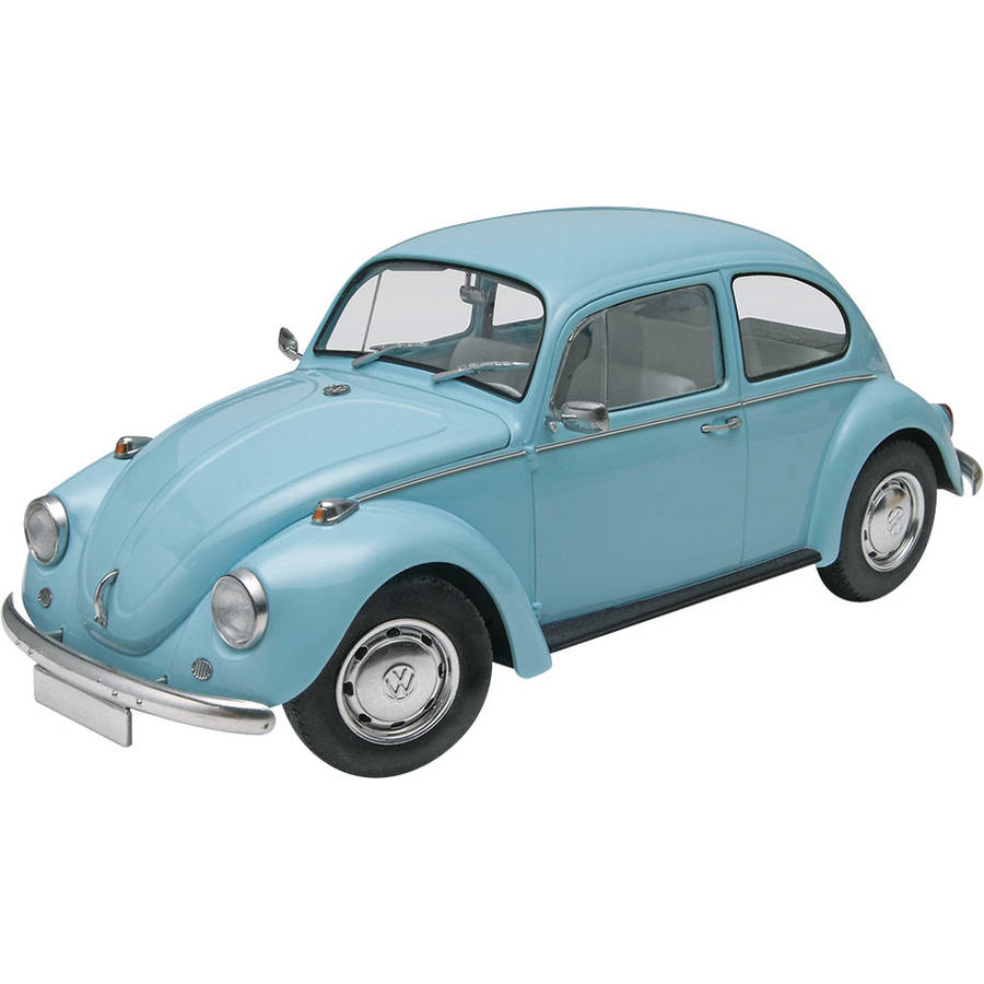 Revell '68 Volkswagen Beetle Plastic Model Kit, Multi-Colored by Generic