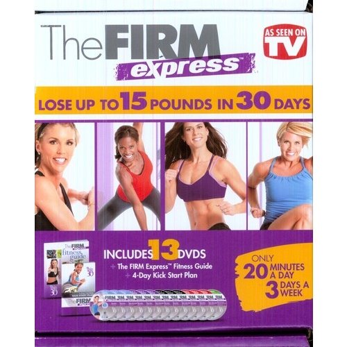 The Firm: Express Retail Version DVD