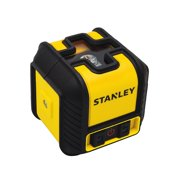 STANLEY STHT77498 CUBIX Red Beam Cross Line Laser Level