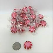 Sugar Free Peppermint Starlight Mints 1 pound Starlite Star Light Mints