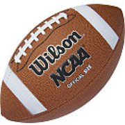 Wilson NCAA Projectile Youth Composite Football