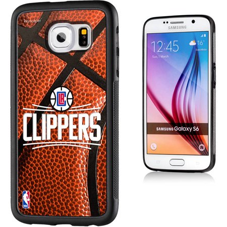 Los Angeles Clippers Basketball Design Samsung Galaxy S6 Bumper Case by Keyscaper by