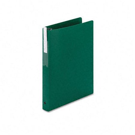 Hanging File Poly Ring Binder - Hanging File Poly Ring Binder  1 Capacity  Green