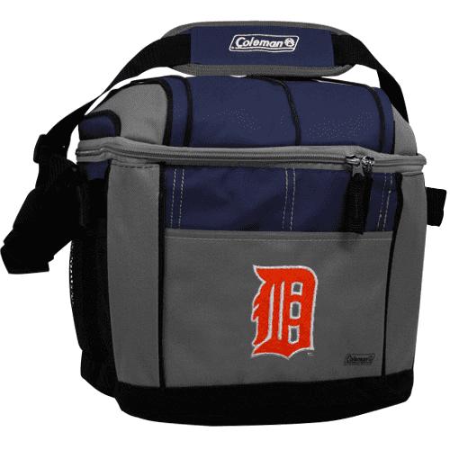 Coleman Detroit Tigers 24-Can Cooler - No Size