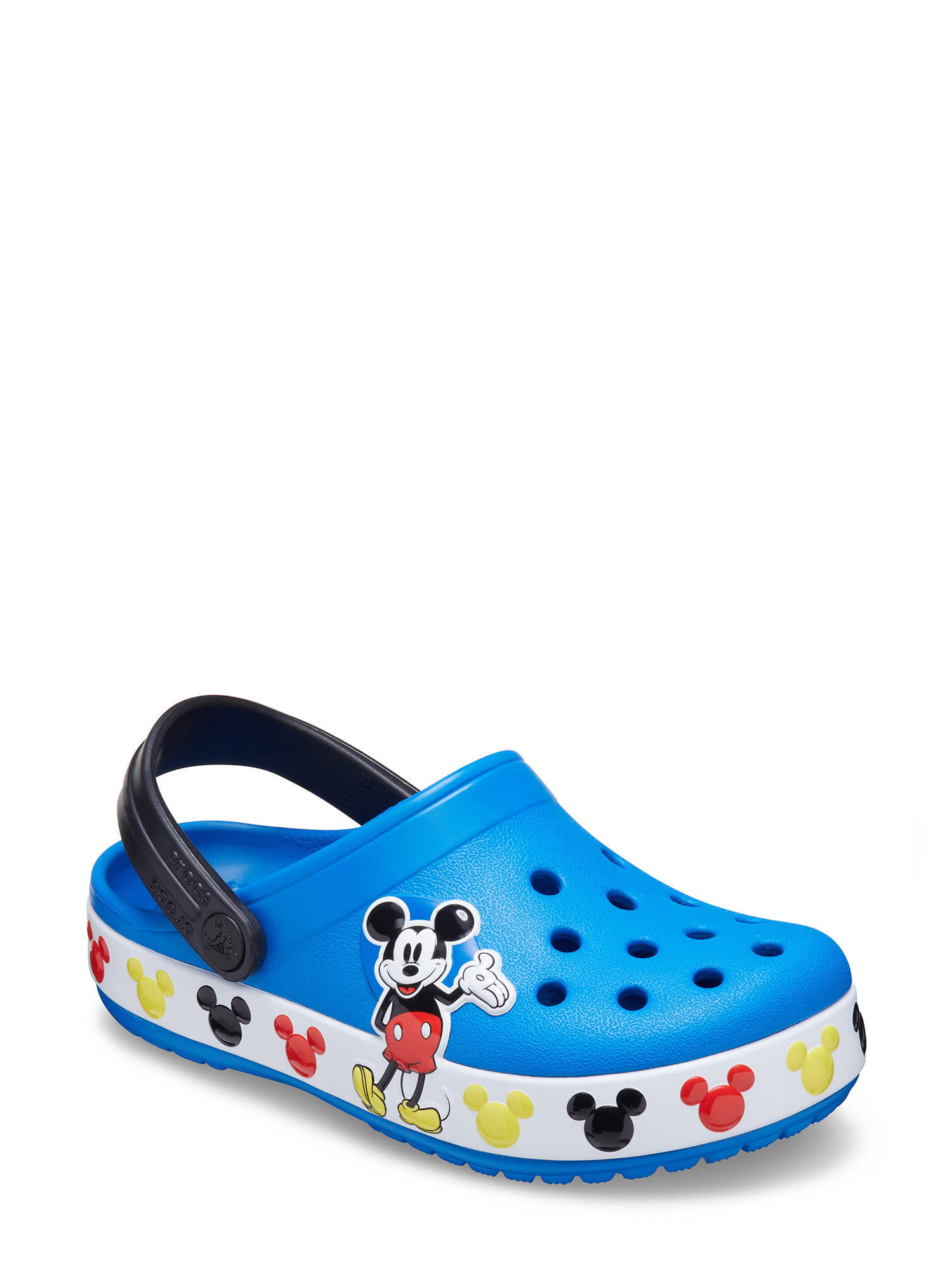 Crocs Child Mickey Mouse Clogs (Ages 1