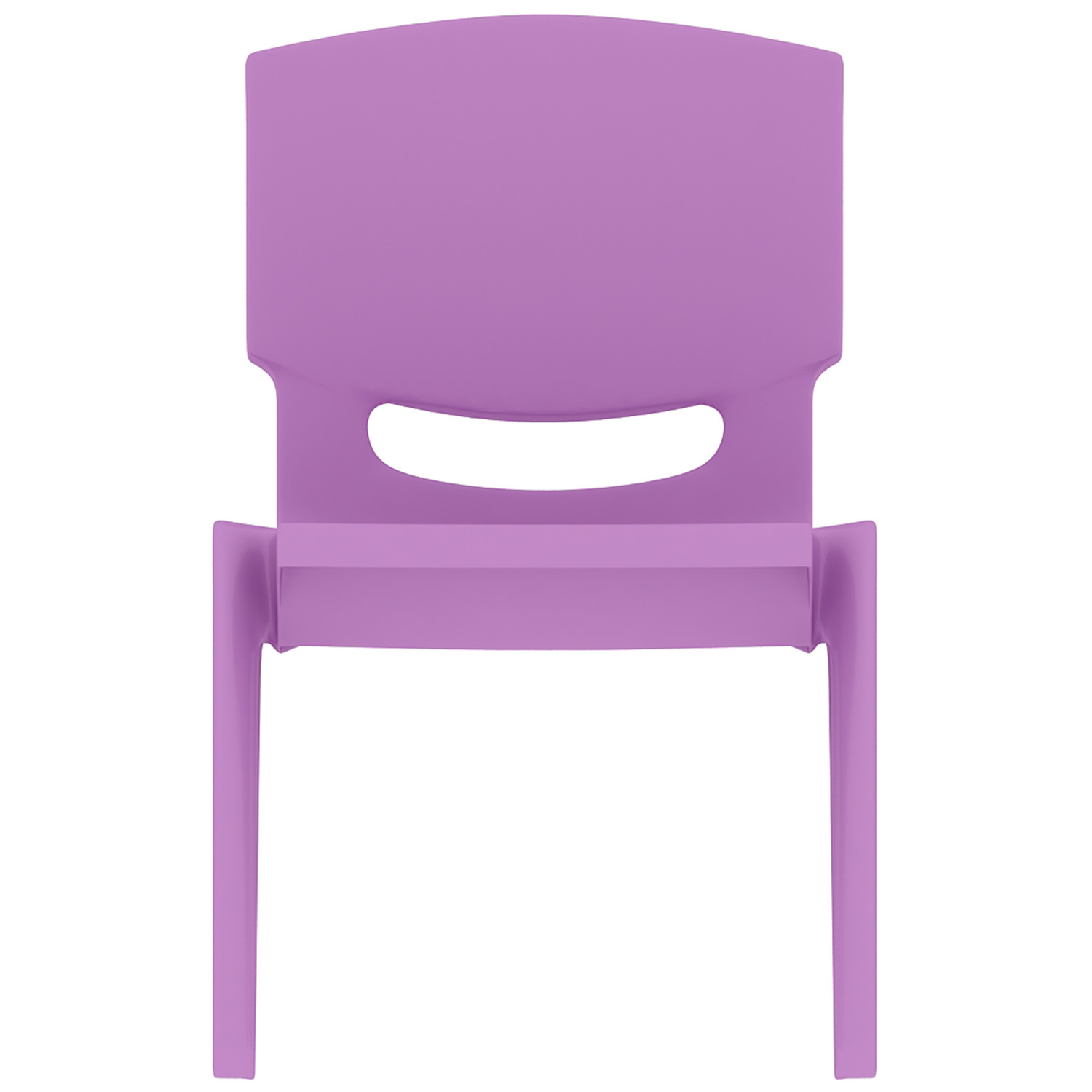 2xhome Purple Kids Size Plastic Side Chair 12 Quot Seat