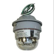 HUGHES SAFETY SHOWERS L - 'K' - (N1) Non-Flameproof Light,Stainles Steel,Wht